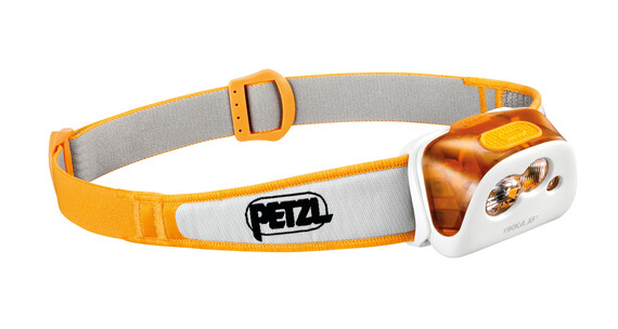 Petzl Tikka XP - Lampe frontale - orange